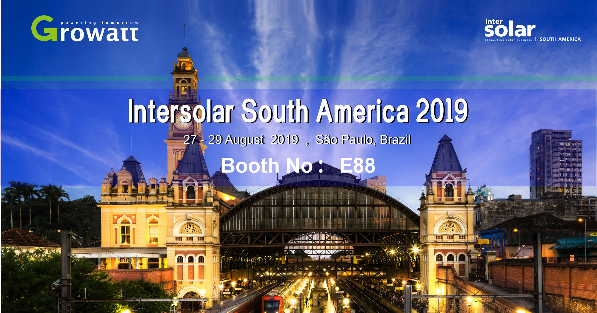 巴西intersolar